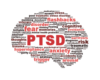 PTSD graphic