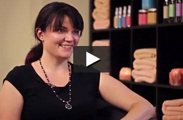 melina cassidy massage video vancouver