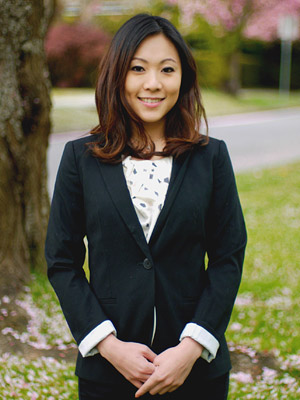 Annie Tsang Registered Vancouver Dietition